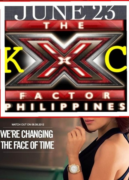 @kc_concepcion May X-factor, may a-Xis, may Xciting teleserye at  movie... IKAW na talaga Kace! Thank u Lord!