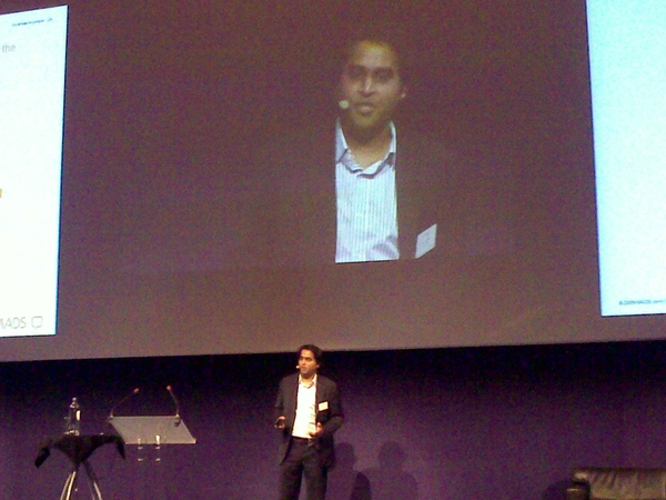 Ashu Mathura, founder & ceo MADS about the state of mobile advertising #plugg09