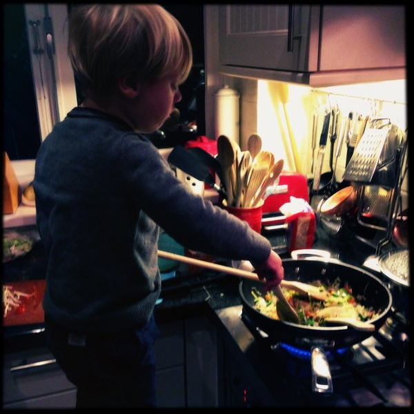 Fletcher of the day: sous chef