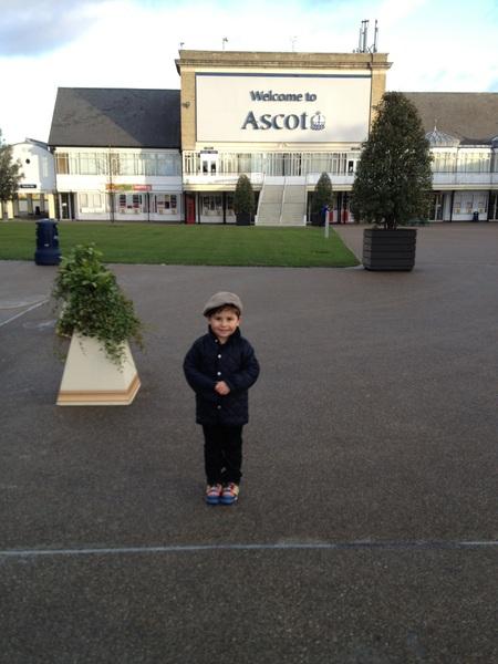 #Ascot love it!