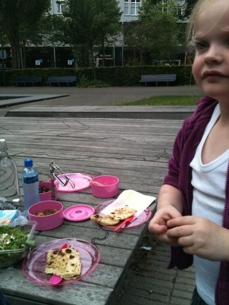 Stukje picknick