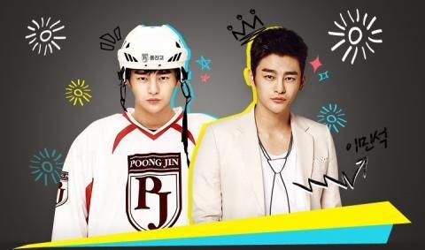 sinopsis drama king high school conduct life
