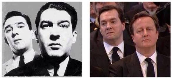Kray Twins vs Bullingdon Boys