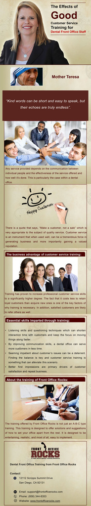 effects of good customer service