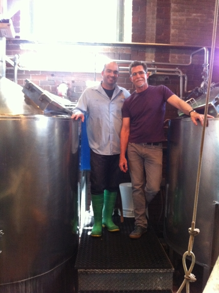"Cant wait 2 homebrew! Thx Jared! RT Getting ready 2 shoot ""beer making 101"" 4 MOPAAT w @jbrew312 at @GooseIsland!"