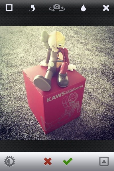 Big S/o naar @gorilli voor dit grote mensen speelgoedje!! #Kaws