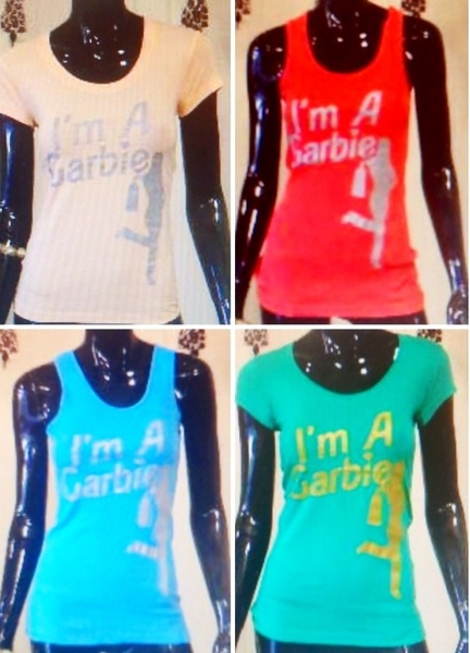 "#GARBIES ! Purchase your ""I'm A Garbie"" tees & tanks NOW via www.shopgarbboutique.com  @ToyaWright [SPRING] (2)"
