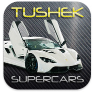 app-etiser | My Tushek | it looks stunning in front of my garage ;) #mustdriveitsoon http://bit.ly/Ju4klt