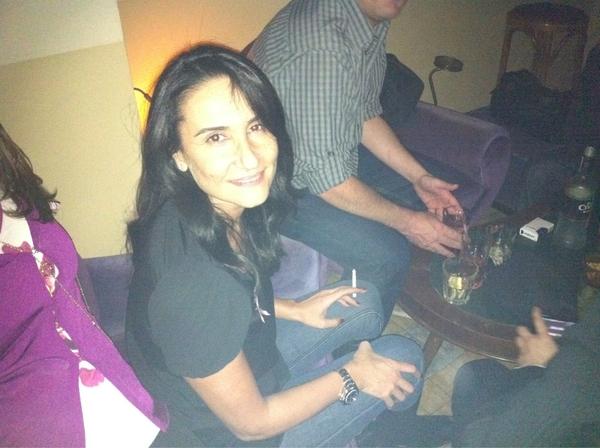 .@SanaTawileh at the @TwestivalBeirut  cc. @Amanda