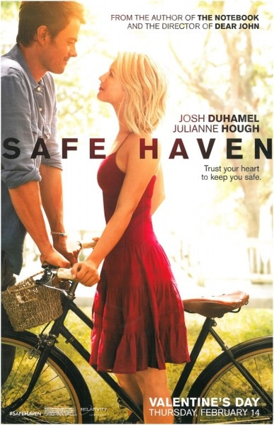 safe haven 2013: رابط التورنت: http://thepiratebay.sx/torrent/8407201/Safe_Haven_%282013%29_720p_BrRip_x264_-_YIFY  رابط الترجمه: http://subscene.com/subtitles/safe-haven/arabic/721609