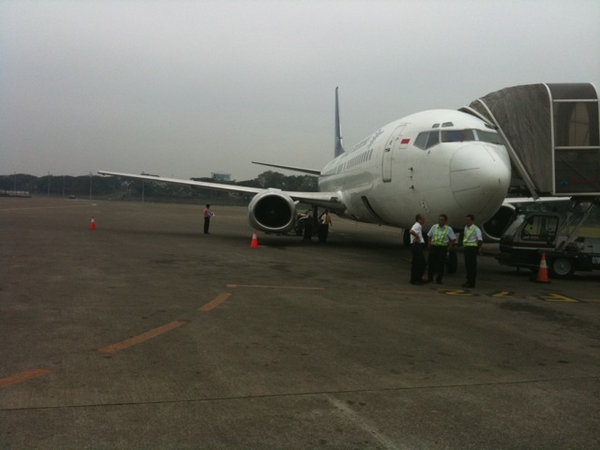 TodYs plane