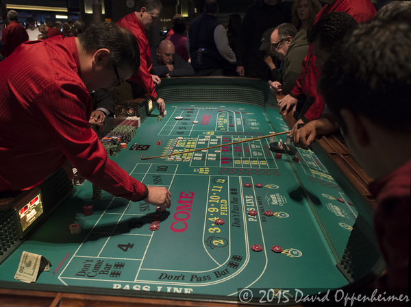 Server gambling