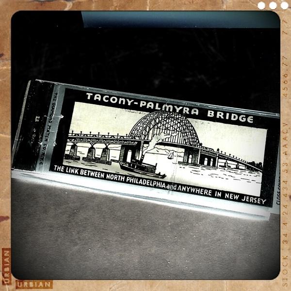 Taconey Palmyra Bridge