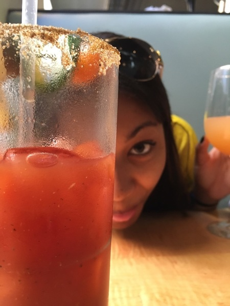 A few of my favorite things...  #bloodmary #chipotlevodka @MicaBurton  Not necessarily in order! #bydhttmwfi #goblue