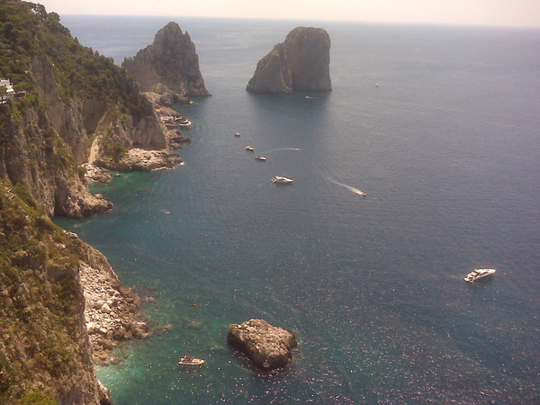 Oh to be in Capri this weekend! #Italy