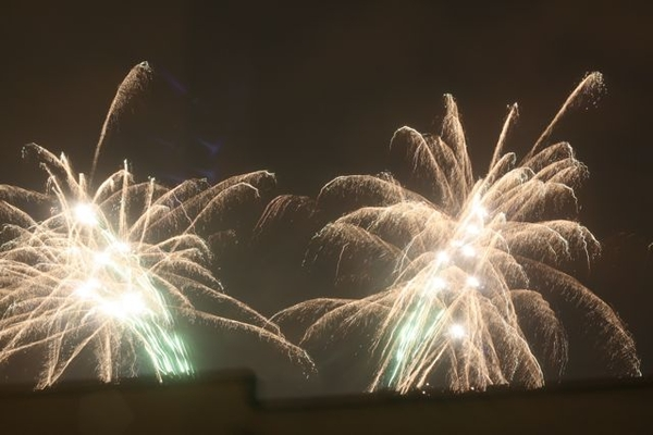 vuurwerk boven #020