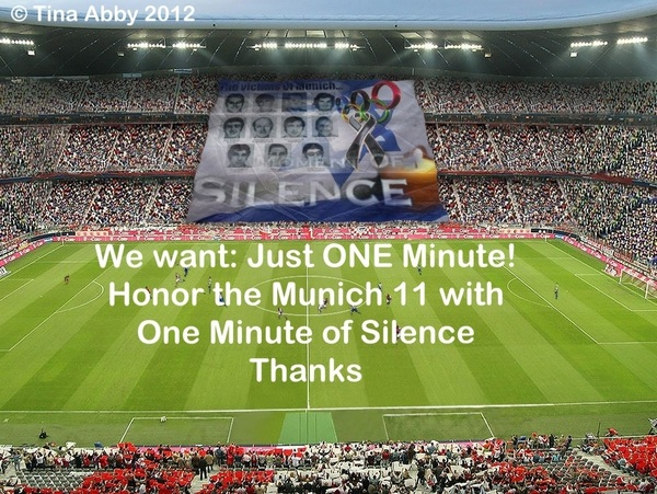 #Munich #justoneminute