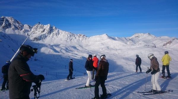 Enjoying Ischgl. #skiing #kuhstall