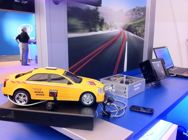 Really Smart Tech for Future Cars #IntelLabs