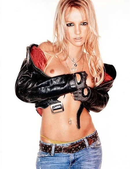 Britney spears naked crotch photos