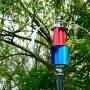 Kleurrijke windmolen in Echt (L) #buienradar