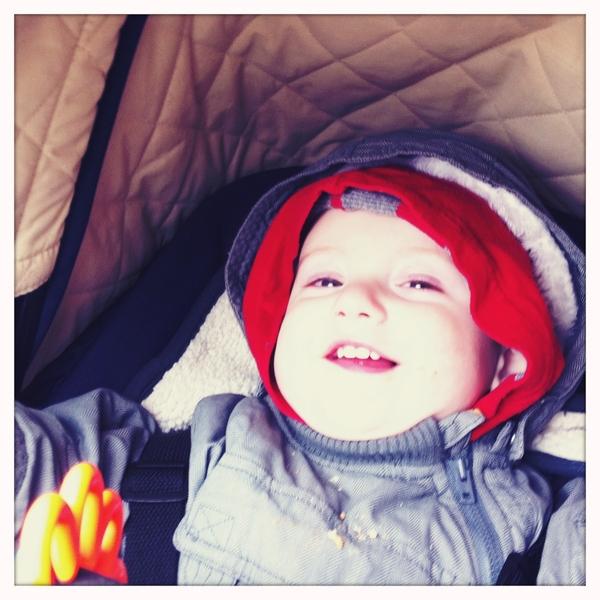 Fletcher of the day: 1000 watt smile