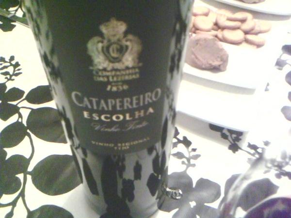 #Vinhodanoite Tinto Catapereiro escolha 14.5º
