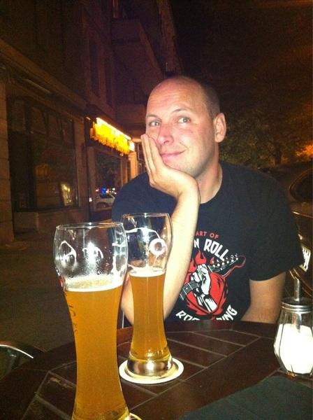 Een maandagavond in Berlijn ...