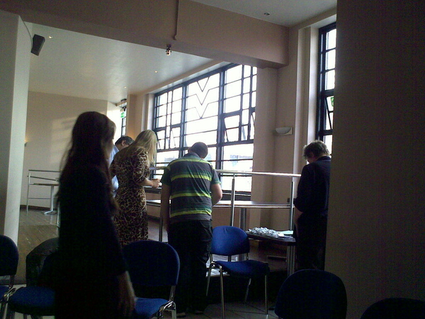 - Organisation happenings at #gist converstions