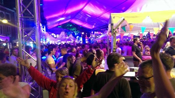 Blarenbal, feest in Nijmegen #4d13 #4df