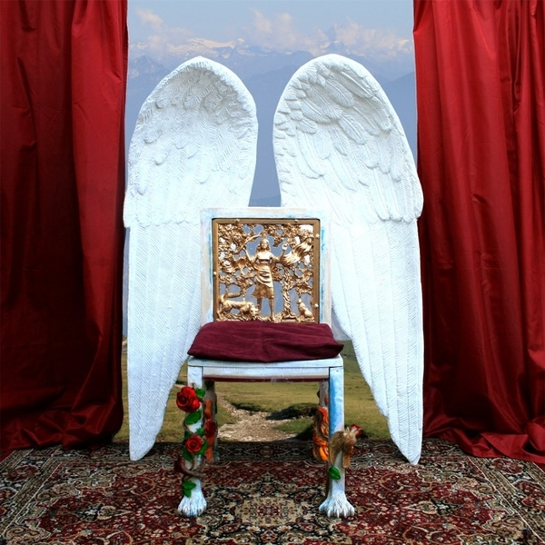 """The Winged Chair : An Invitation"""