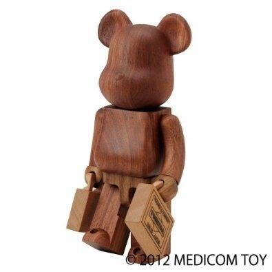 BE@RBRICK 吉田カバン77周年記念モデル ヨシダ×ベアブリック PORTER  400% http://j.mp/1kZ75Ot  #bearbrick #toy #hobby