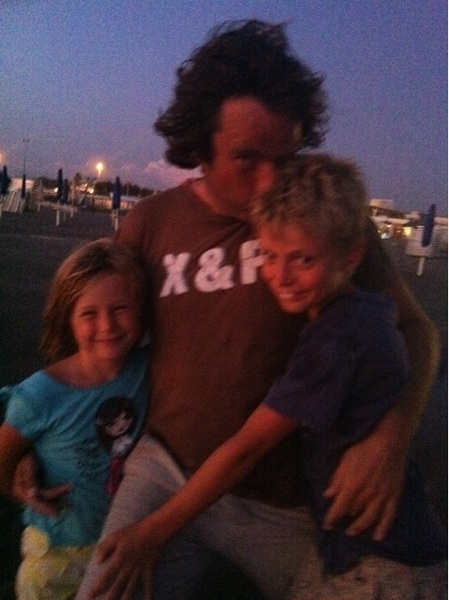 My favourite picture of summer holiday 2011!