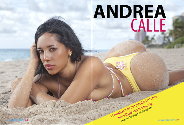 Get your issue now with @andreacalle @MenzCollection www.TheMenzCollection.com