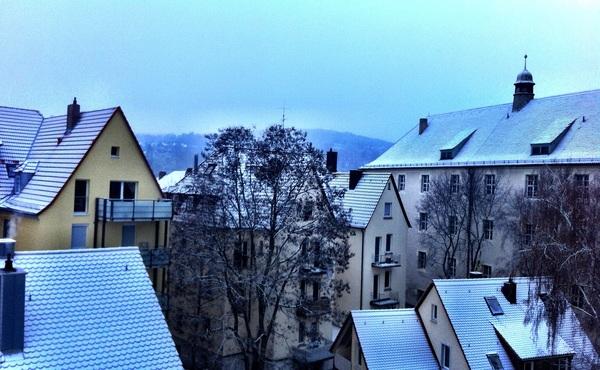 Endlich Winter. \o/