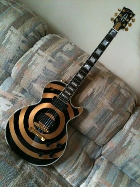 Dating gibson guitars zakk wylde use