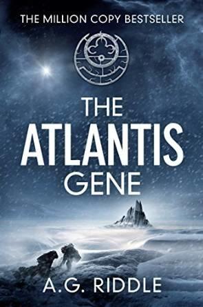 The atlantis gene: the origin mystery, book 1 (unabridged) by a. G.