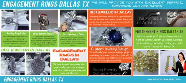 engagement rings dallas tx
