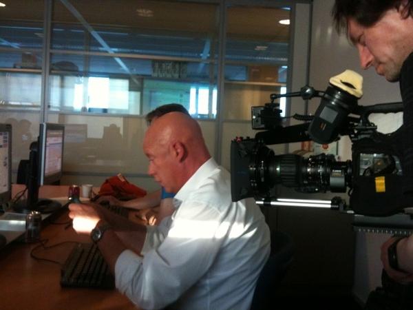 #rtldebat was een succes. @fritswester is naar tvstudio. @rtlnieuwsnl