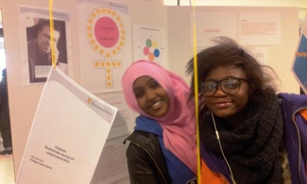 Besök på Kulturhuset på Internationella kvinnodagen