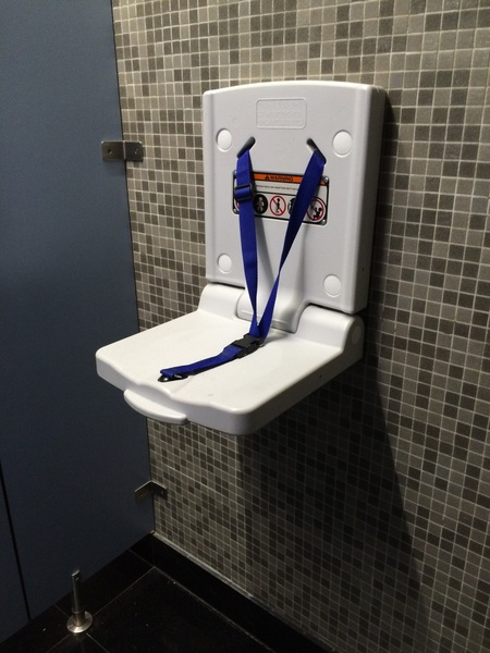 Dit is DE uitvinding voor moeders Een stoel in je toilet Gewoon kunnen plassen zonder dat je kind de wcborstel aflikt