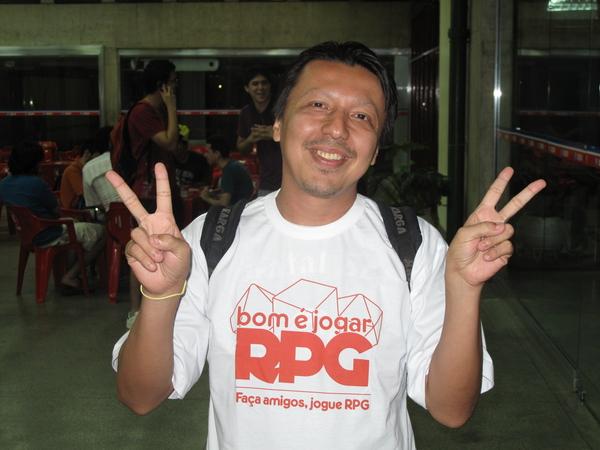 Bom é Jogar RPG no Anime Jungle Party 10-09-2010