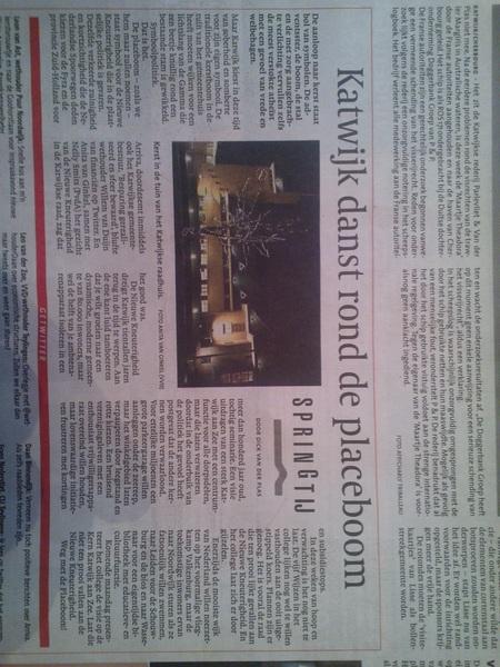 De #Katwijkse #Nieuwe #Kneuterigheid @dickvanderplas @leidschdagblad