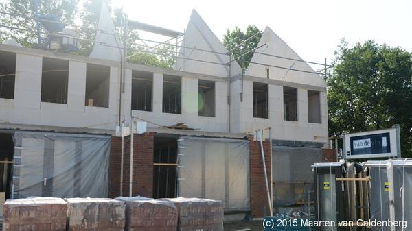 Bij @bouwenisbeleven hebben de eerste woningen #molenhoef #rosmalen een zolderverdieping
