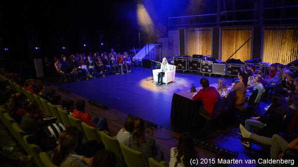 In @perron3 #rosmalen was vanmorgen de #brugklas #voorleeswedstrijd van @Rodenborch