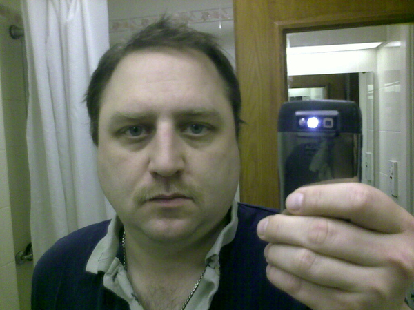 Dear Twitter, I still have the funny face fuzz. Please help fight cancer http://bit.ly/Mospace