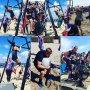 Volgende week zaterdag&zondag is het zover! De @beachthrowdown 2017!! De beach throwdown is een #CrossFit competitie op het strand van Scheveningen (strandweg 4) en wij hebben maar liefst 6 teams om aan te moedigen💪😎 Zondag 2 juli komen alle teams in actie!! @sven_verheul @nik_langwara @yoeri15 @jaspervandenmeiracker @jeremyreijnders @romycvandijk @milou_dw @loraine_pengel @lucas.vente @dylbraj @sigienator