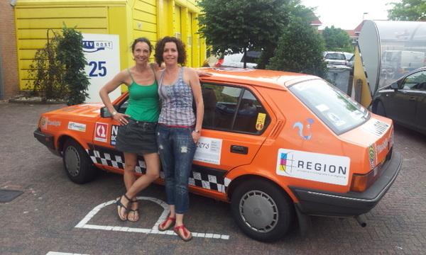 Team Roadrunners @carbagerun #overijsselshart