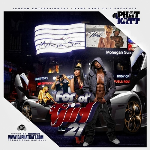 New Mixtape available at www.djphatkatt.com!!! Graphics by  @richboygfx