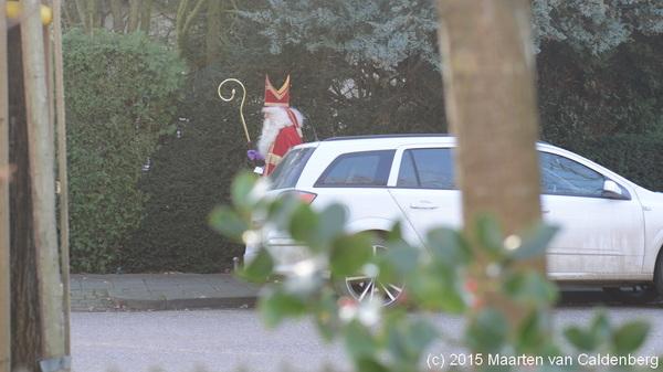 #gespot in #rosmalen: Hij komt, hij komt, die lieve goede #sint